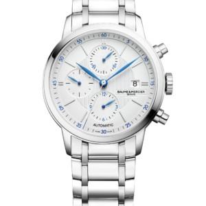 Baume et Mercier Classima 10331 front chronograph
