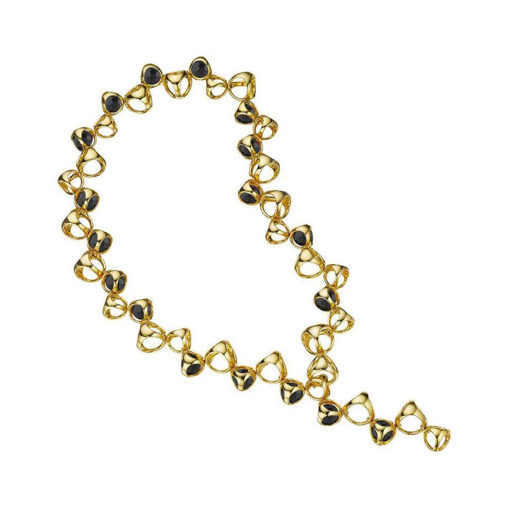 Icona Black Onyx Necklace