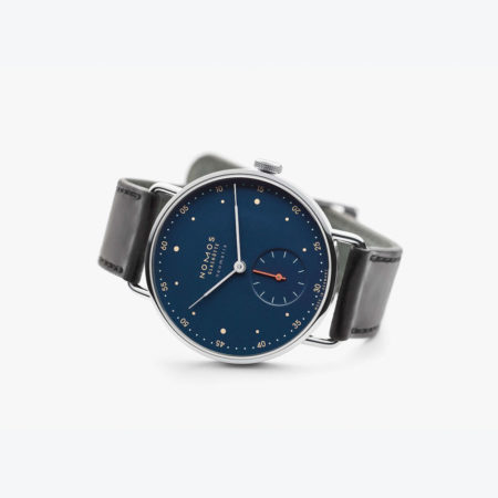 Nomos - Metro - Neomatik Midnight Blue