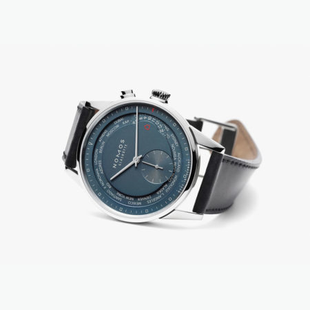 Nomos - Zürich World Time Midnight Blue